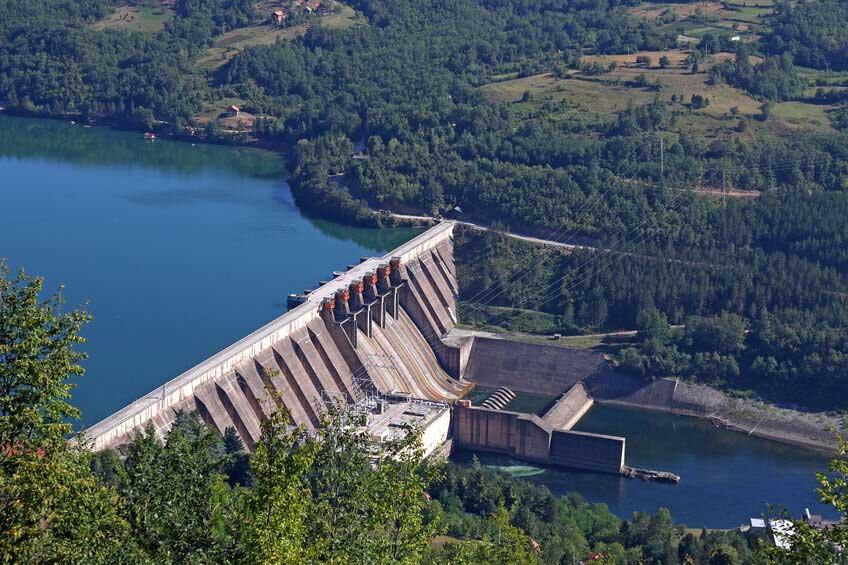barrage hydroelectrique